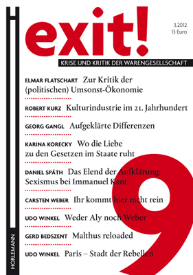 EXIT! Heft 9