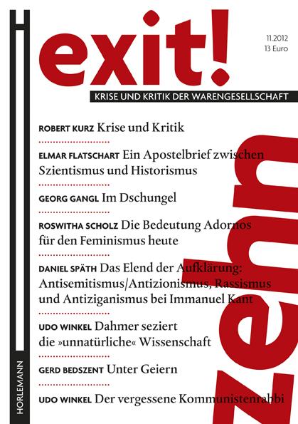EXIT! Heft 10
