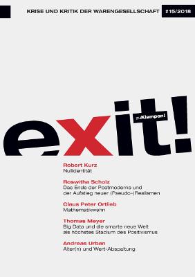 EXIT! Theoriezeitschrift